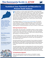 First page of the Kentucky YouAlert! In Action story